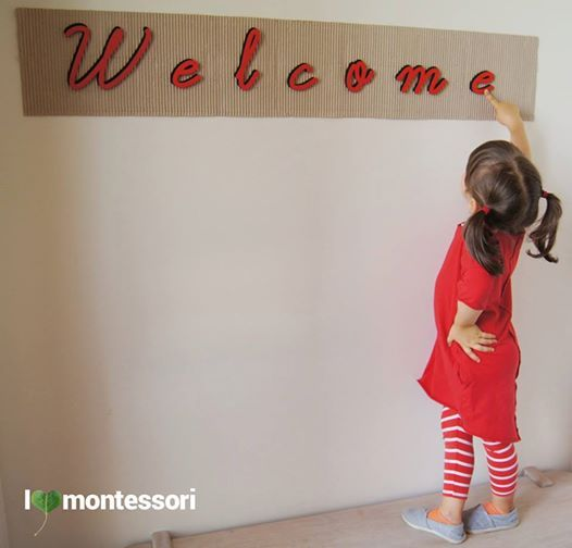 welcome to ilovemontessori pre-school warszawa