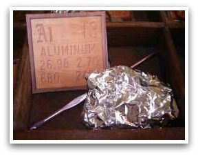 A Periodic Table Box is a great way of  exploring the periodic table for kids.