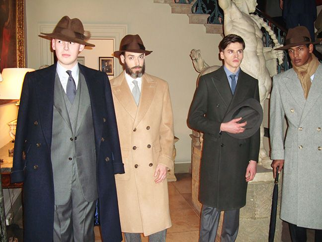 Dandy Style | ShopCurious: New dandy style - fashion for gentlemen