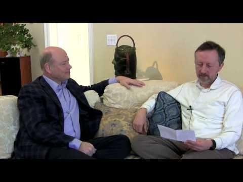 John Hagelin, Ph.D. - Buddha at the Gas Pump Interview self aware