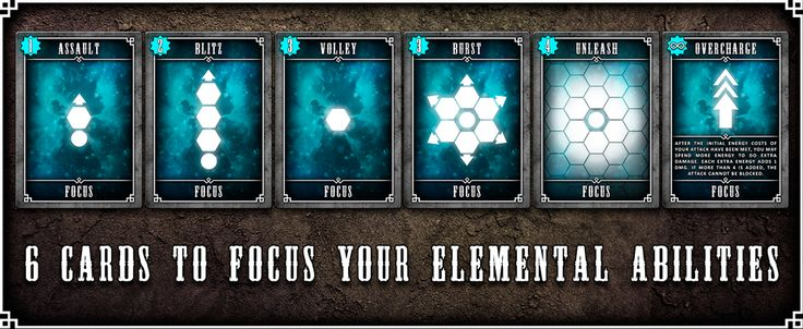Focus Cards Promo image - High Moon Game - Indie DB