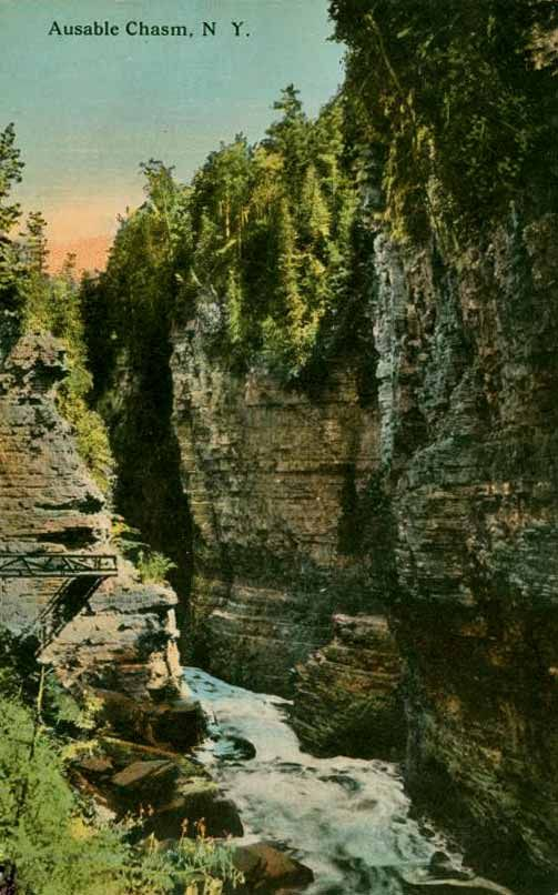 1000 Images About Ausable Chasm N Y On Pinterest