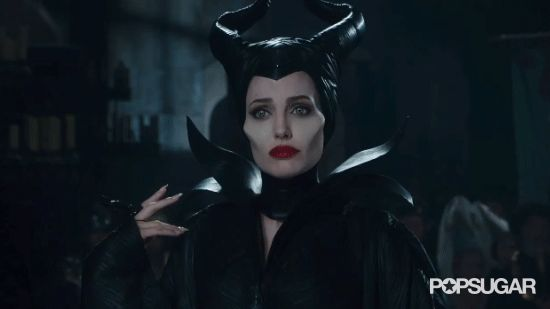 """@Melanie Bauer Becher """"11 Chilling Maleficent GIFs That Prove Angelina Jolie Is the Ultimate Villain"""" - :D"""