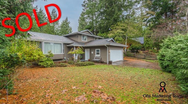 We SOLD 1047 Sabine Road! Thinking of selling your Vancouver Island Home? Call 250-752-SOLD (7653) or visit http://www.ohsmarketing.ca/free-home-evaluation/ to get started now!