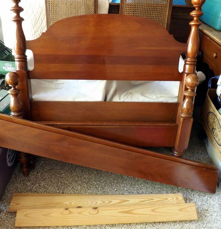 Willett Elswick Antique 1950s Solid Cherry Twin Bed #MidCenturyModern  #WillettElswick · Maple FurnitureTwin BedsBedroom ... - 593 Best Willett Furniture Images On Pinterest Cherries, Cherry
