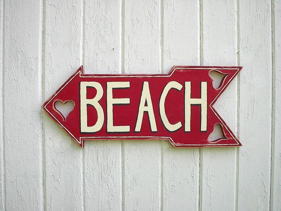 Lovely, even though I don't live by a beach! used