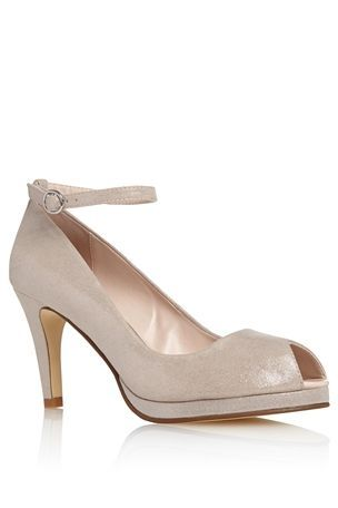 Buy Mid Ankle Strap Platform from the Next UK online shop