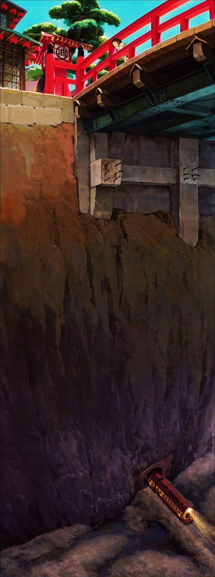 Spirited Away, a Studio Ghibli film