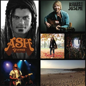 """This summer Concorde2 are excited to welcome multi-award winning songwriter Ash Grunwald to our stage on Thursday 25th July. He'll be bringing his stunning fusion of """"Blues and Beatz"""" back to the UK from his native Australia & will be joined by Newquay based Ruarri Joseph, as well as introducing talented 17 year old Miss Polly Money. Tickets are available for £15 + bf in adv from the Concorde2 website. Click the image to buy your tickets now!"""