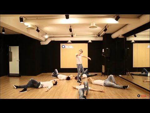 TEEN TOP(틴탑)_ ah-ah (아침부터 아침까지) 안무영상 (연습실 Ver.)
