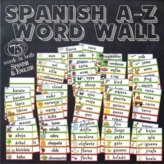 44 best Bilingual\/Spanish images on Pinterest School, Good day - spanish alphabet chart