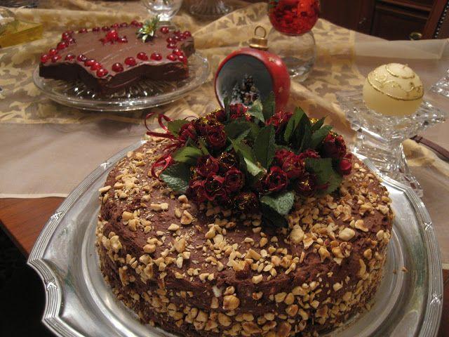 Ζουζουνομαγειρέματα: Χριστουγεννιάτικη τούρτα Ferrero!!!