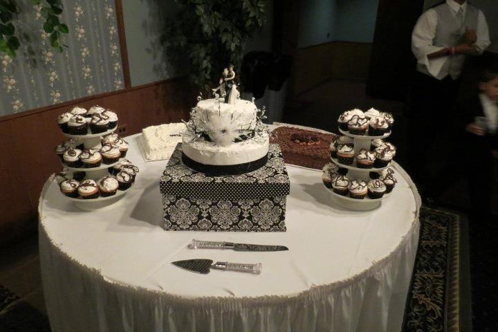 Cake Table Ideas Pinterest