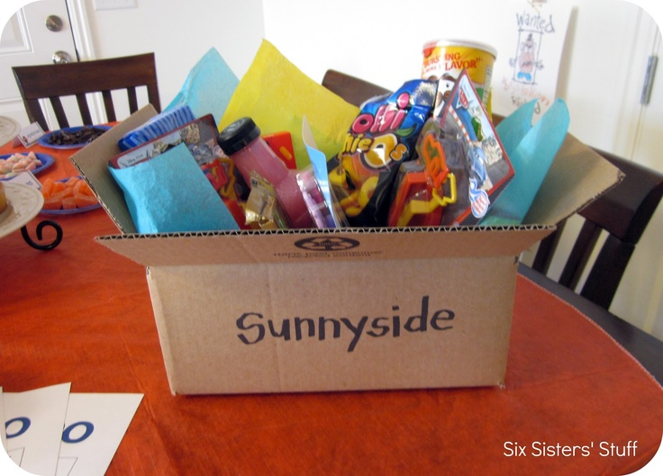 Seriously Cute - Toy Story Themed Birthday Party ideas with Printables!