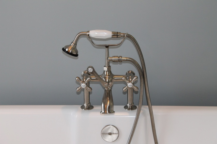 Albert Amp Victoria Telephone Style Tub Faucet With Hand