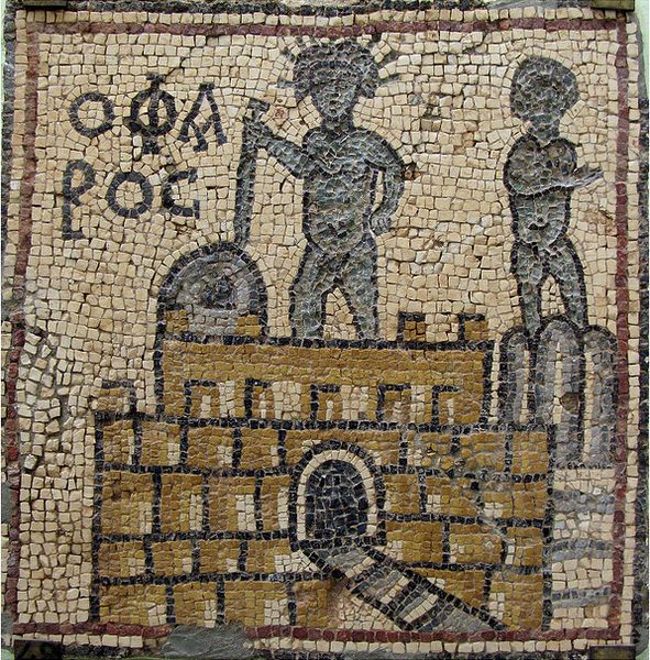 A mosaic depicting the Pharos of Alexandria, from Olbia, Libya c. 4th century AD.The Lighthouse of Alexandria, was a lofty tower built by the Ptolemaic Kingdom  280 - 247 BC. With a height variously estimated at 120 - 140 m, it was one of the tallest structures on Earth for many centuries. Badly damaged by three earthquakes between 956 and 1323, it then became an abandoned ruin. In 1994, French archeologists discovered some remains of the lighthouse on the floor of Alexandria's Eastern…