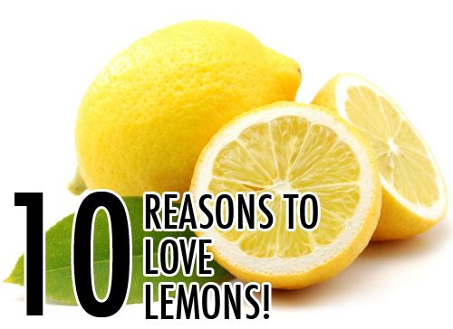 """The lemon is truly one of nature's miracles, and has abundant uses that many people are not even aware of! Many people are now hip to the """"lemon water in the morning"""" health trick, but that isn't even the half of it! ;) Click the link to learn lemon's amazing health benefits and a myriad of other uses around the home - from cleaning through to skin and hair care."""