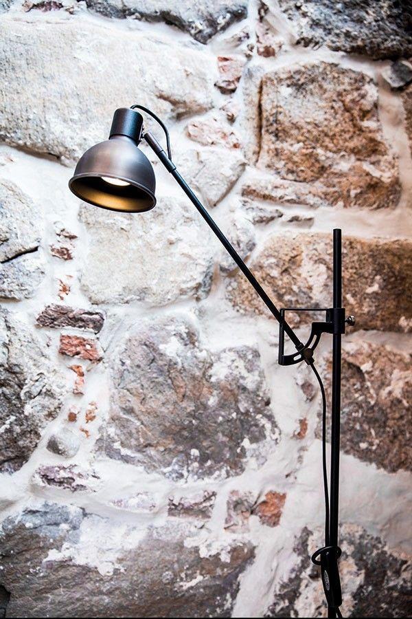 Stehlampe  Stehleuchte Magnum 2.0 LED dimmbar - Hergestellt in Schweden von Belid - hier im #KONTOR1710