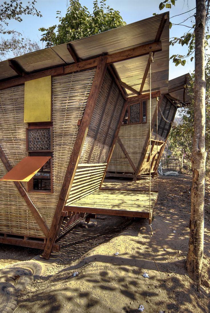Orfanato en Tailandia