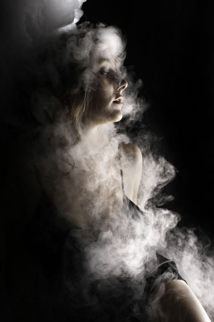 Nebulous: queen of the night by Stephen Carroll >> very cool affect using dry ice.