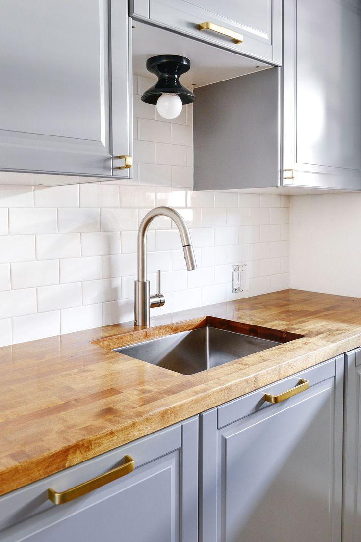 Galley Kitchen Ikea Best 10 Ikea Galley Kitchen Ideas On Pinterest  Cottage Ikea