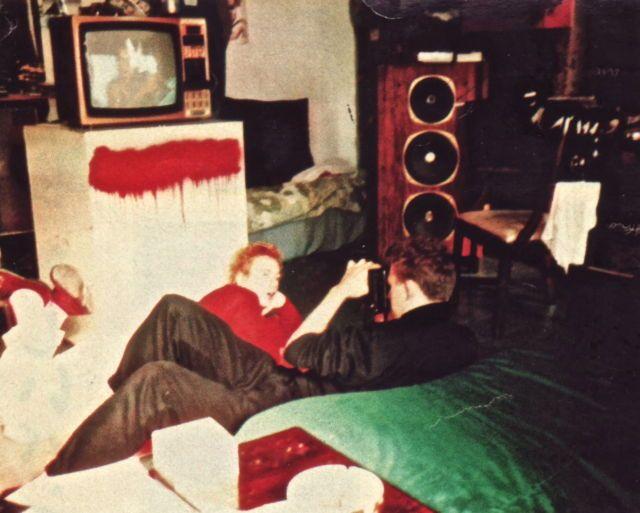 Anton Corbijn and John Lydon