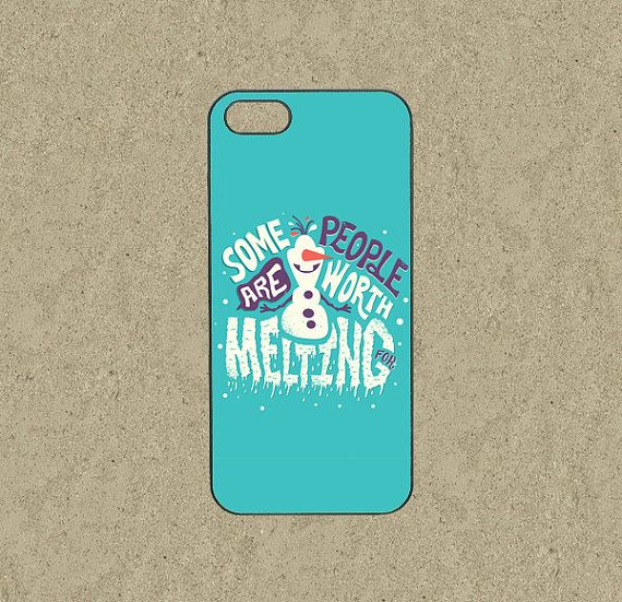 Frozen Olaf art iPhone 6 Case,iPhone 6 Plus Case,Cute