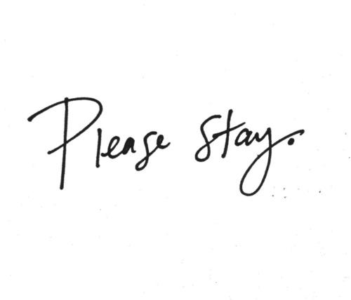 Stay; Mayday Parade