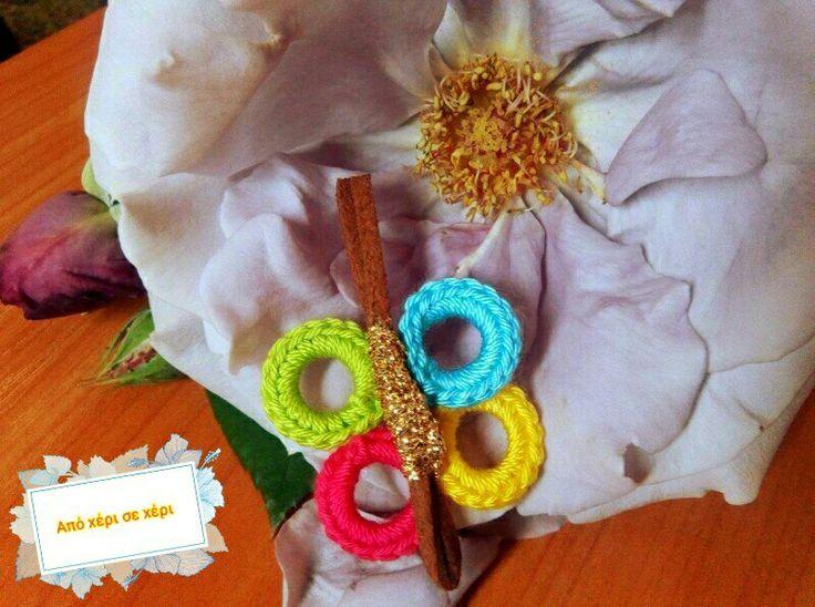 #Πρωτομαγιά με #λουλούδια από την #κόρη μου και #πεταλούδα #δαχτυλίδι της #μαμάς....#Καλό #μήνα   !!!!!!!!!!!!  #απόχέρισεχέρι #welcome #May #flowers from my #daughter  #crochet #ring #butterfly by #mommy  #crochetjewelry #πλεκτό #κόσμημα