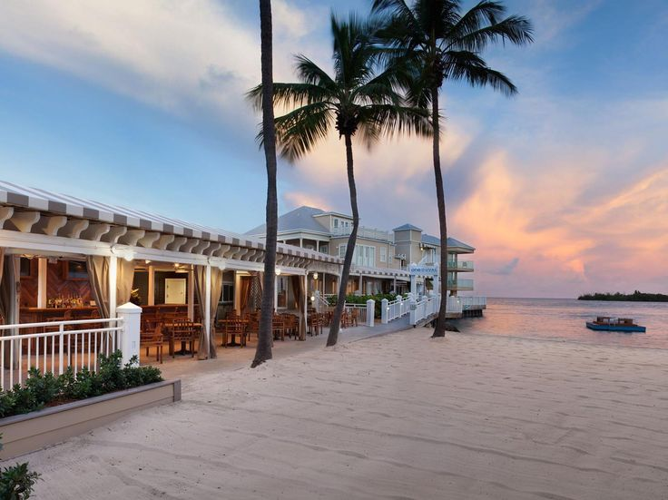Best resorts in the Florida Keys
