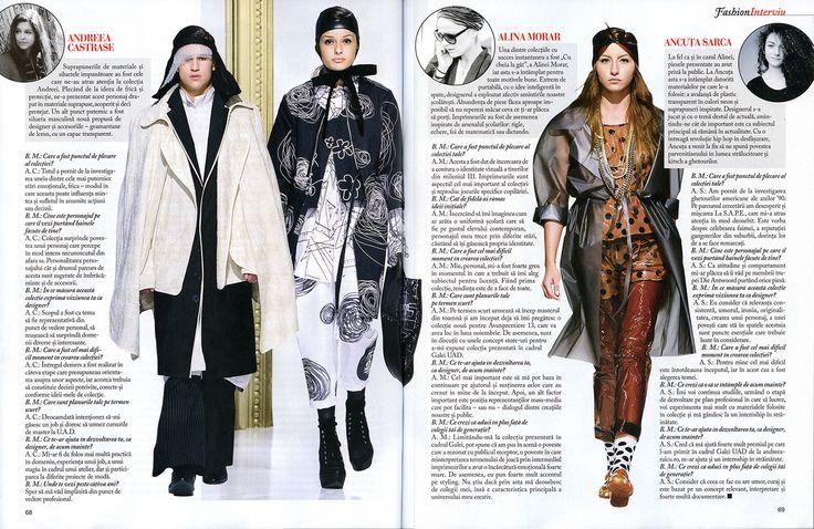 Gala UAD 2013 - Beau Monde Magazine (September 2013) - 3/3