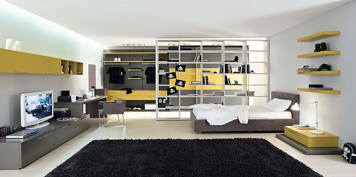 Stylish Teenagers' Rooms