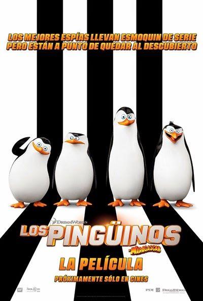Los pingüinos de Madagascar: La película (2014) | Zona Pop Peru
