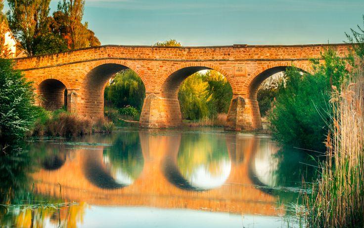 1823 Richmond Bridge in Tasmania by Wanderley Gomes Junior - Photo 124597521 - 500px