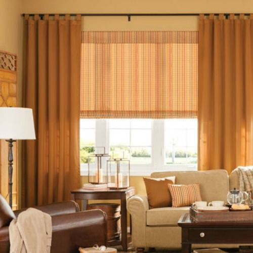 how to measure your home for window treatments the home depot community blackout panelsroman