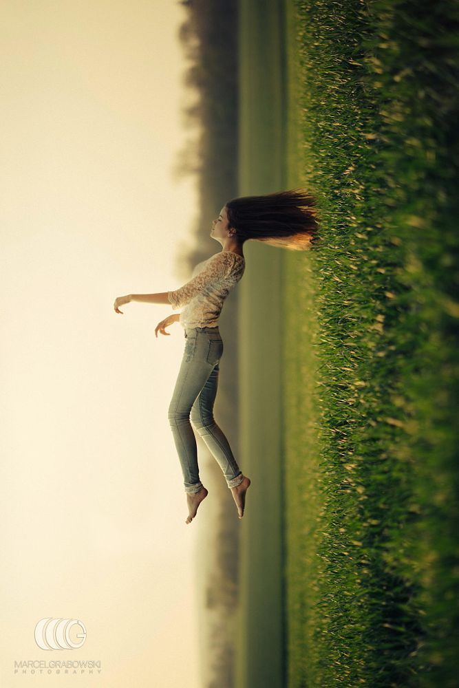 Levitation by Marcel Grabowski on 500px