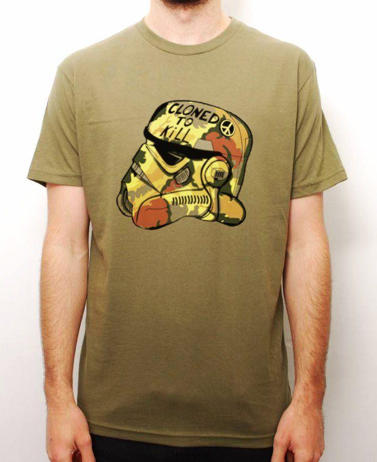 $179.00 Playera o Camiseta Sudadera Star Wars Drone Wars