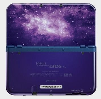 Nintendo New 3DS XL Galaxy: nintendo 3ds: Video Games http://amzn.to/2g2u4ve
