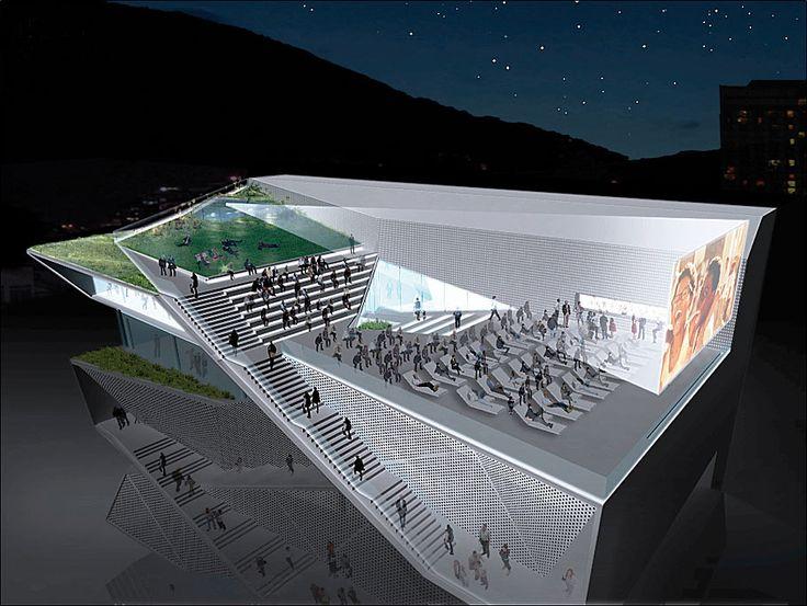 Diller Scofidio + Renfro: Museu da Imagem e do Som, Rio de Janeiro
