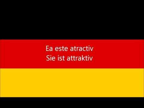 100 Expresii Germană Pentru Incepatori PART 2 - YouTube
