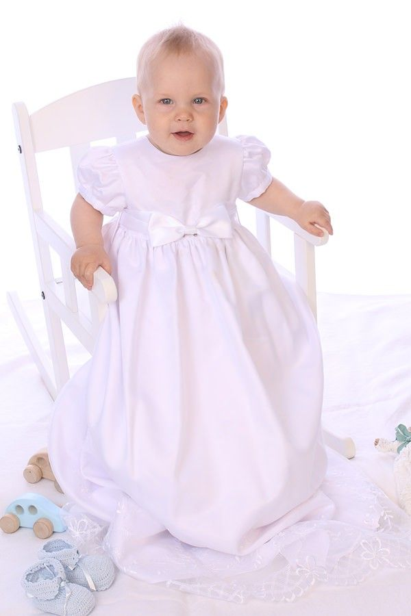 Stockholm Christening Gown