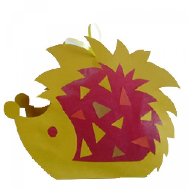 Chinese lantern hedgehog
