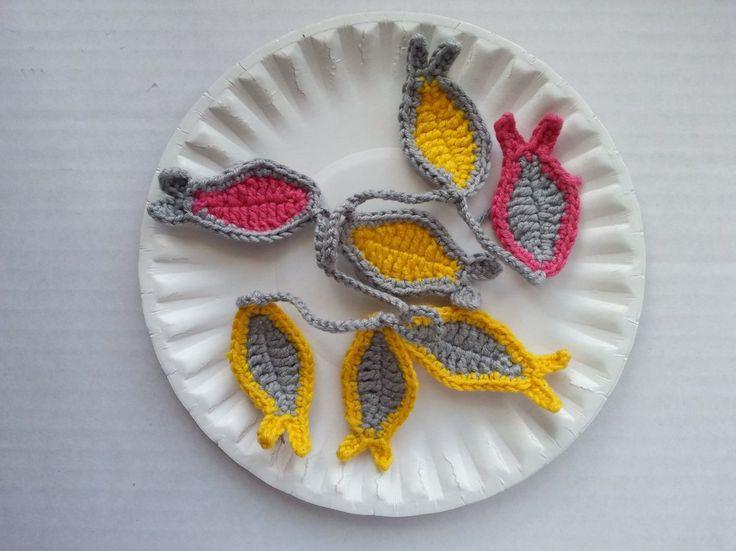 #crochet #fish