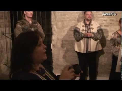 EMBEREK ARANYBAN (3. rész) - A megnyitó utáni szertartás