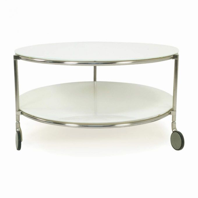 Image Result For Ikea Round Glass Coffee Table On Wheels Ikea Coffee Table Round Glass Coffee Table Glass Coffee Table Decor