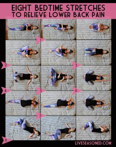 Want more yoga and exercise? Become a woods warrior or try this lower body workout.  Ohhhh lower back pain and pressure. How many times have I groaned, moaned and cursed at you?  In fact, here I sit, back throbbing and hips aching, worrying about my future.  I have to admit, I don't stretch or do … … Continue reading →