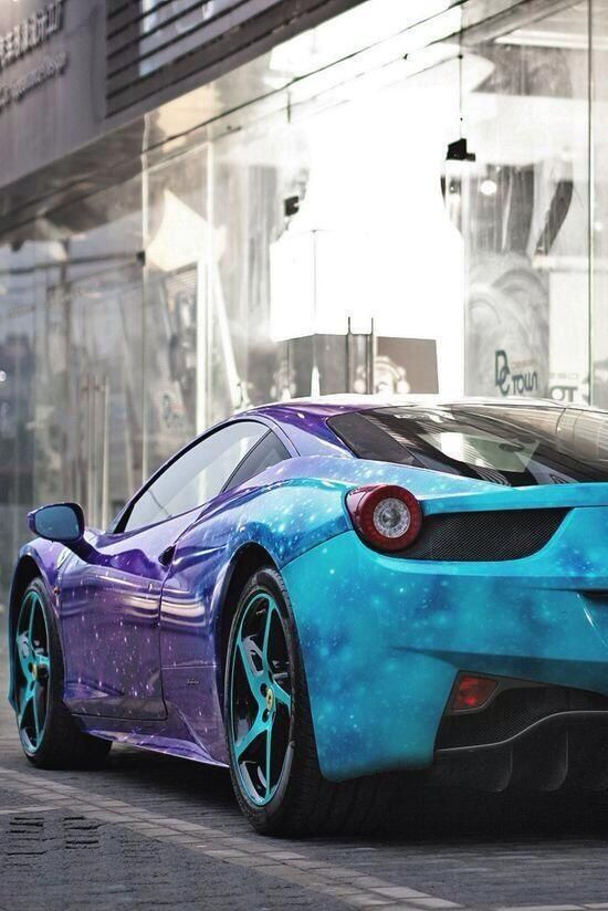22 best Galaxy car images on Pinterest | Galaxy car, Dream cars and