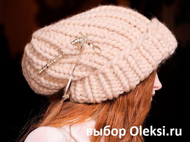 шапка giles deakon 2014 нежно розовая