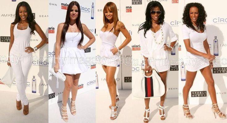 All White Dresses For Women - RP Dress