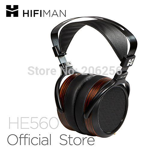 Cheap headphone radio, Buy Quality headphones new directly from China headphone case Suppliers: Original Hifiman HE-560 Full-Size Planar Magnetic Over-Ear Headphones (Black/Woodgrain) earphone headset Orthodynamic design